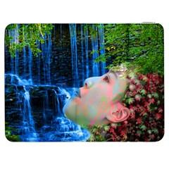Fountain Of Youth Samsung Galaxy Tab 7  P1000 Flip Case by icarusismartdesigns