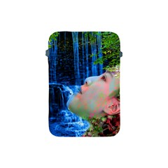 Fountain Of Youth Apple Ipad Mini Protective Sleeve by icarusismartdesigns