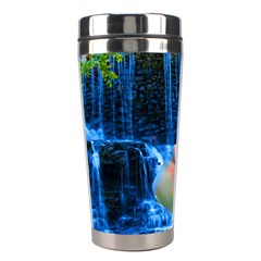 Fountain Of Youth Stainless Steel Travel Tumbler by icarusismartdesigns