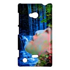 Fountain Of Youth Nokia Lumia 720 Hardshell Case by icarusismartdesigns