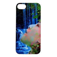Fountain Of Youth Apple Iphone 5s Hardshell Case by icarusismartdesigns