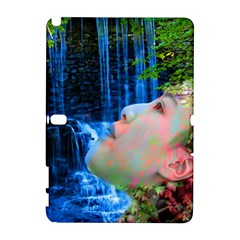 Fountain Of Youth Samsung Galaxy Note 10.1 (P600) Hardshell Case by icarusismartdesigns
