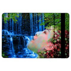 Fountain Of Youth Apple Ipad Air 2 Flip Case by icarusismartdesigns
