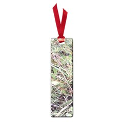 Linaria Grass Pattern Small Bookmark by ansteybeta