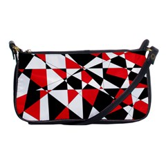 Shattered Life Tricolor Evening Bag by StuffOrSomething