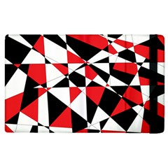 Shattered Life Tricolor Apple Ipad 3/4 Flip Case by StuffOrSomething