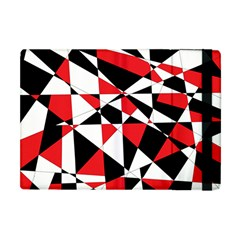 Shattered Life Tricolor Apple Ipad Mini Flip Case by StuffOrSomething