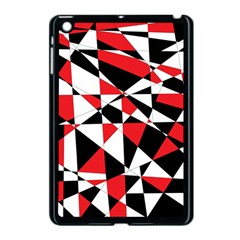 Shattered Life Tricolor Apple Ipad Mini Case (black) by StuffOrSomething