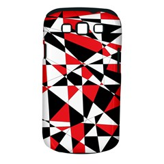 Shattered Life Tricolor Samsung Galaxy S Iii Classic Hardshell Case (pc+silicone) by StuffOrSomething