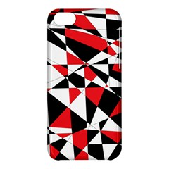 Shattered Life Tricolor Apple Iphone 5c Hardshell Case by StuffOrSomething