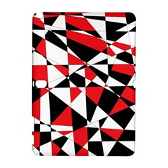 Shattered Life Tricolor Samsung Galaxy Note 10 1 (p600) Hardshell Case by StuffOrSomething