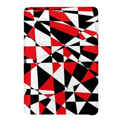 Shattered Life Tricolor Samsung Galaxy Tab Pro 10 1 Hardshell Case by StuffOrSomething