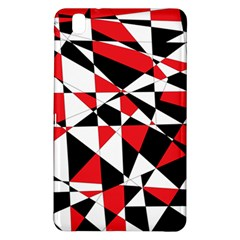 Shattered Life Tricolor Samsung Galaxy Tab Pro 8 4 Hardshell Case by StuffOrSomething