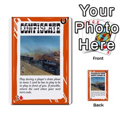 Robroost 1 Of 2 By Nukeme1   Multi Purpose Cards (rectangle)   Tvsgat3ax7nv   Www Artscow Com Front 52