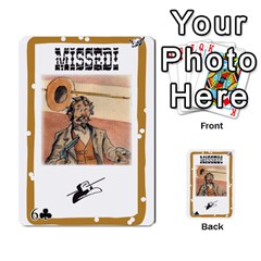 Robroost 1 Of 2 By Nukeme1   Multi Purpose Cards (rectangle)   Tvsgat3ax7nv   Www Artscow Com Front 29