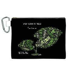Canvas Bag Alohaaina By Makamae    Canvas Cosmetic Bag (xl)   Ikuqv22zgkcs   Www Artscow Com Front
