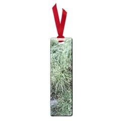 Rustic Grass Pattern Small Bookmark by ansteybeta