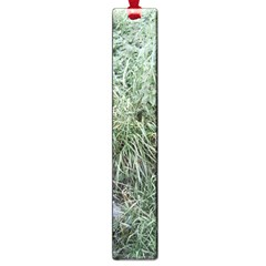 Rustic Grass Pattern Large Bookmark by ansteybeta