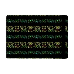 Modern Lace Stripe Pattern Apple Ipad Mini 2 Flip Case