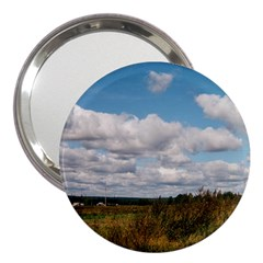 Rural Landscape 3  Handbag Mirror