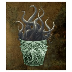 Monstercupbag Small By Dean   Drawstring Pouch (small)   Ytsfd9itrf58   Www Artscow Com Back