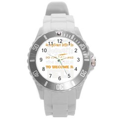 Howarts Letter Plastic Sport Watch (large) by empyrie