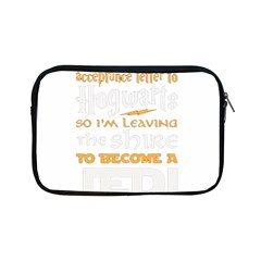 Howarts Letter Apple Ipad Mini Zippered Sleeve by empyrie