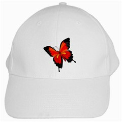Butterfly days White Cap