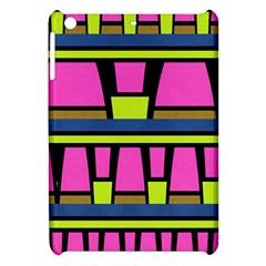 Trapeze And Stripes Apple Ipad Mini Hardshell Case by LalyLauraFLM