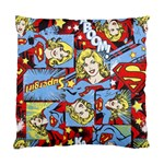 supergirl - Standard Cushion Case (One Side)