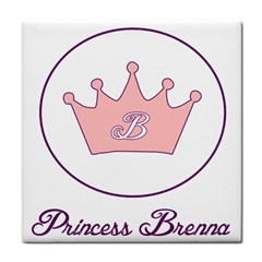 Princess Brenna2 Fw Ceramic Tile by brennastore