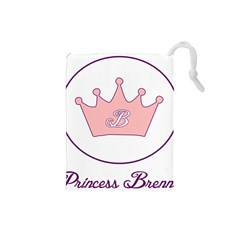 Princess Brenna2 Fw Drawstring Pouch (small)