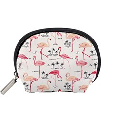 Flamingo Pattern Accessory Pouches (small)  by Contest580383