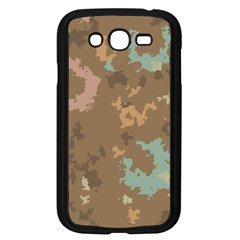 Paint strokes in retro colors Samsung Galaxy Grand DUOS I9082 Case (Black) by LalyLauraFLM
