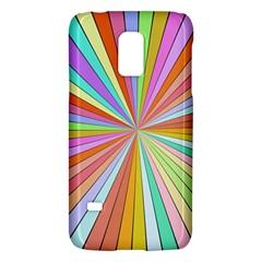 Colorful Beamssamsung Galaxy S5 Mini Hardshell Case
