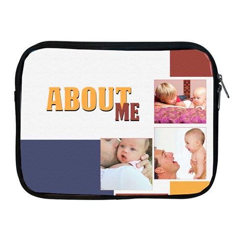 Baby By Baby   Apple Ipad Zipper Case   28mv2kk1nk7w   Www Artscow Com Front
