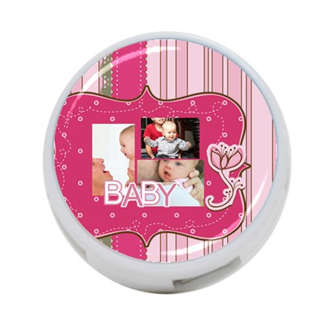 Baby By Baby   4 Port Usb Hub (one Side)   Yugdkbr2bbfx   Www Artscow Com Front