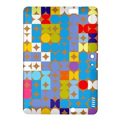 Circles And Rhombus Patternkindle Fire Hdx 8 9  Hardshell Case by LalyLauraFLM
