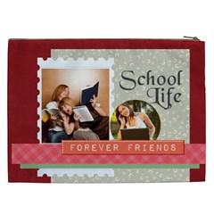 School By School   Cosmetic Bag (xxl)   8czb6veotukd   Www Artscow Com Back