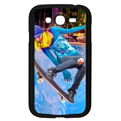 Skateboarding On Water Samsung Galaxy Grand Duos I9082 Case (black) by icarusismartdesigns