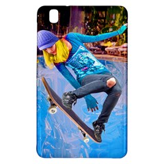 Skateboarding On Water Samsung Galaxy Tab Pro 8 4 Hardshell Case by icarusismartdesigns