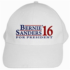 Bernie For President White Cap by berniesanders2016