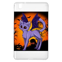 Seruki Vampire Kitty Cat Samsung Galaxy Tab Pro 8 4 Hardshell Case by Seruki