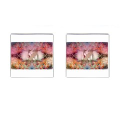 Cell Phone   Nature Forces Cufflinks (square) by infloence