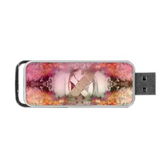 Cell Phone   Nature Forces Portable Usb Flash (two Sides) by infloence