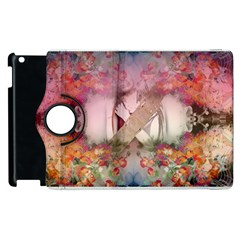 Cell Phone   Nature Forces Apple Ipad 2 Flip 360 Case by infloence