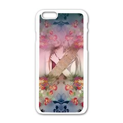Casses Apple Iphone 6 White Enamel Case by infloence