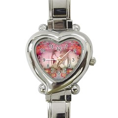 Watch Heart Italian Charm Watch by infloence