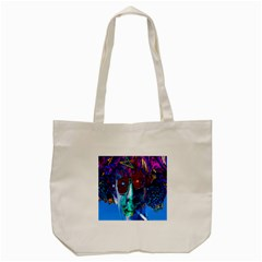Voyage Of Discovery Tote Bag (cream)  by icarusismartdesigns