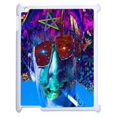 Voyage Of Discovery Apple Ipad 2 Case (white) by icarusismartdesigns